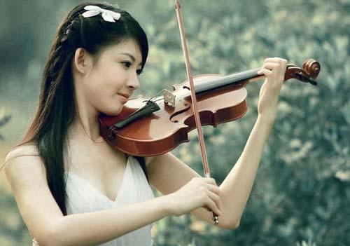 小提琴运弓