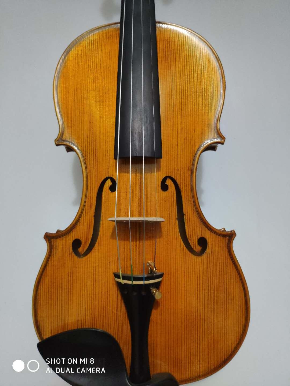 小提琴面板