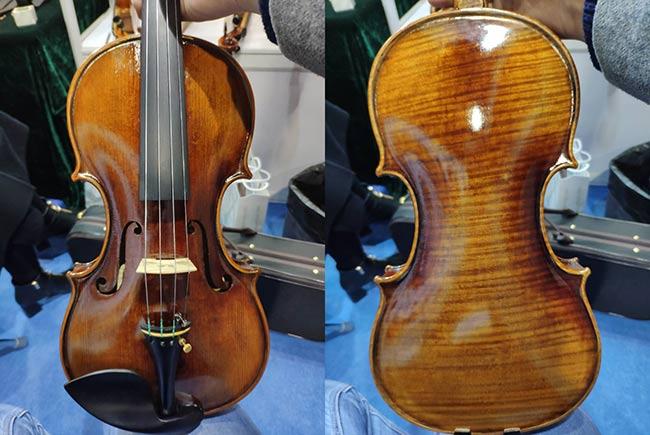 价格高的小提琴