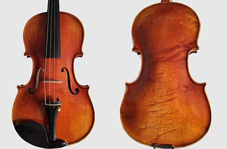 纯手工中提琴