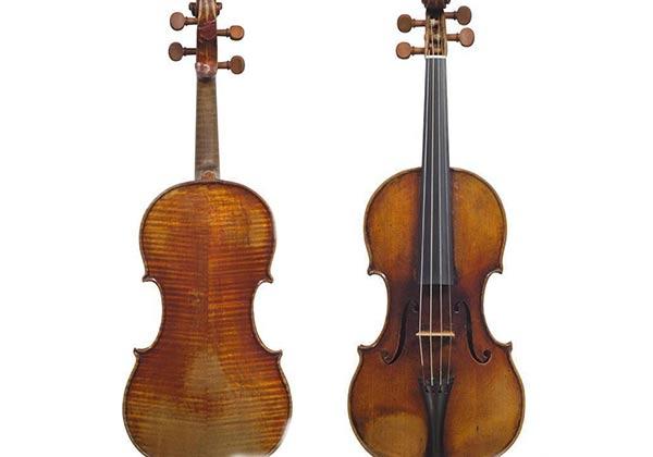 瓜奈利 1743 小提琴