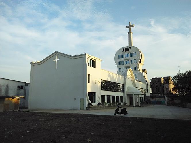 小提琴教堂