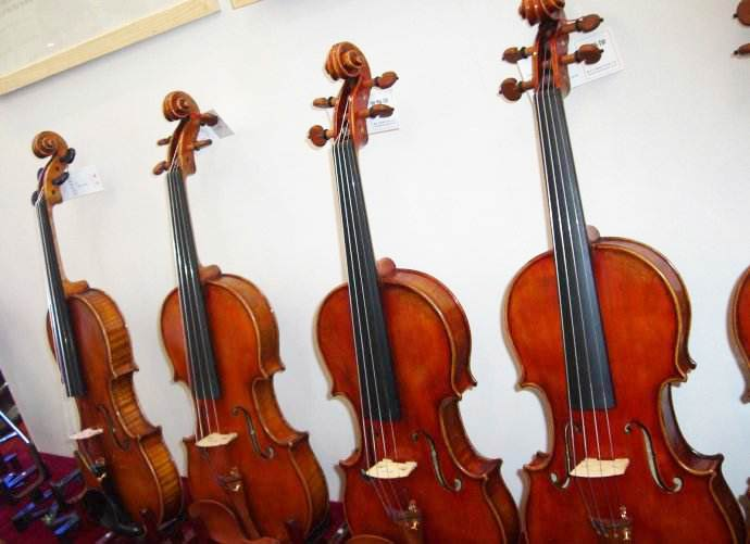 小提琴音色