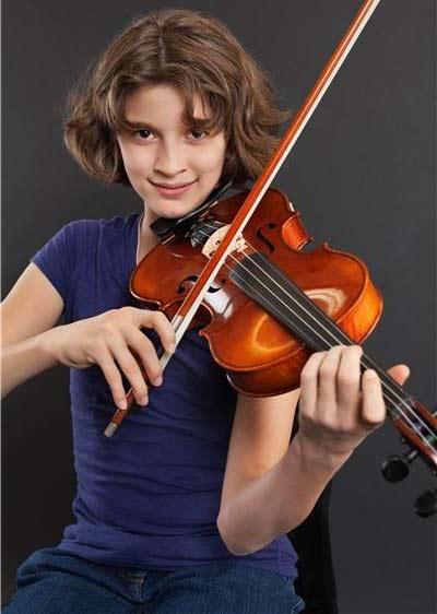 儿童提琴选购