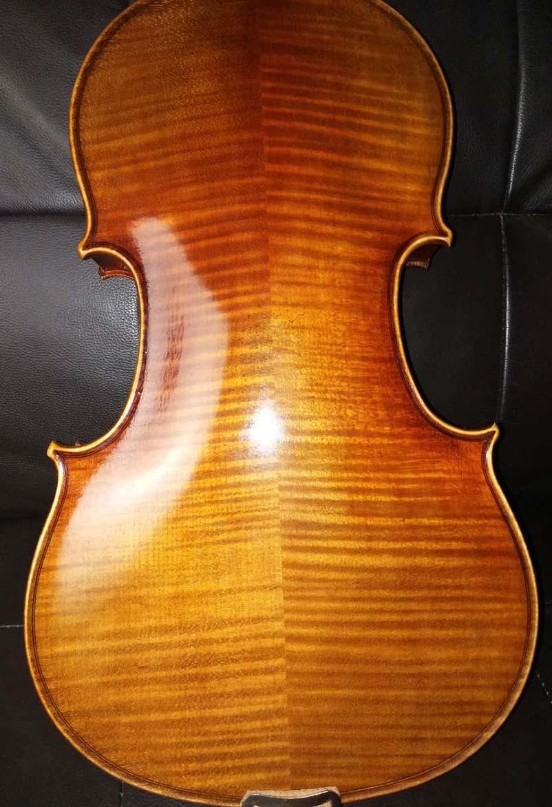 中提琴背板