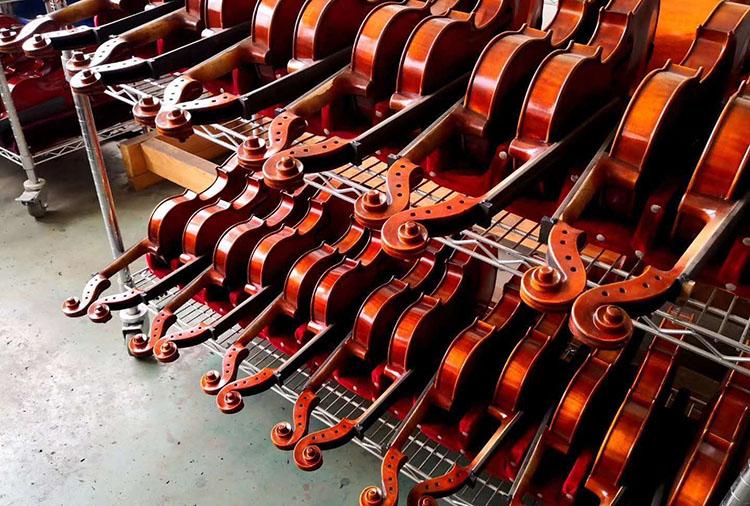 为优雅而生,小提琴成为培养气质的首选乐器