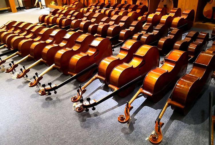 小提琴选购