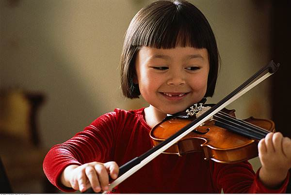 如何给孩子选购一把合适的小提琴