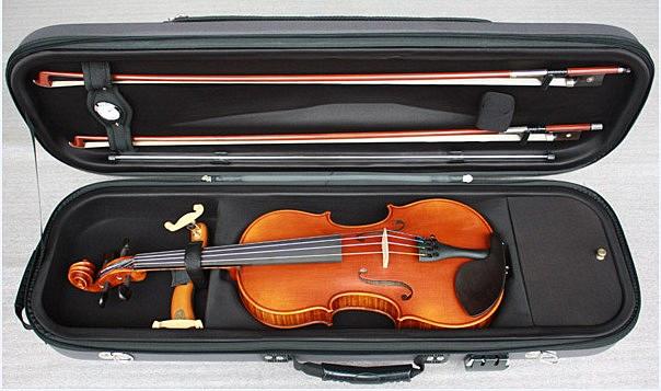 小提琴怎么拉?