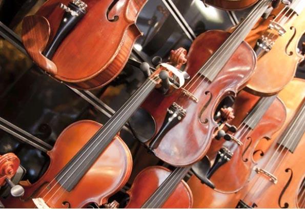 来谈谈小提琴的艺术经济