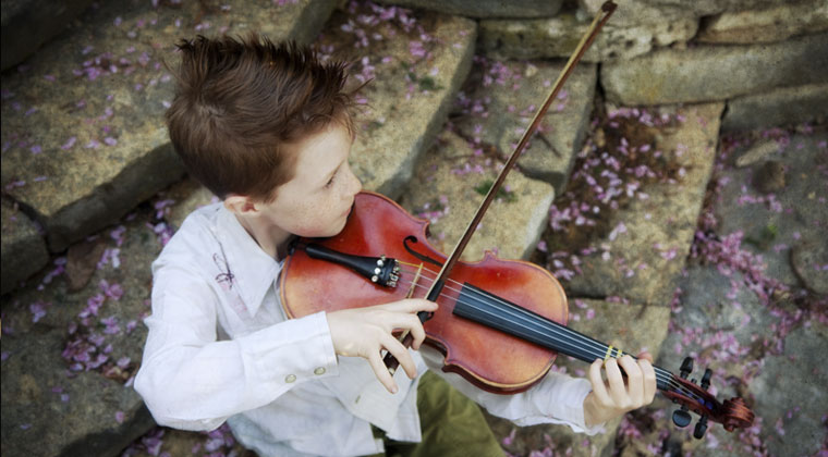 中提琴和小提琴有哪些不同的地方?