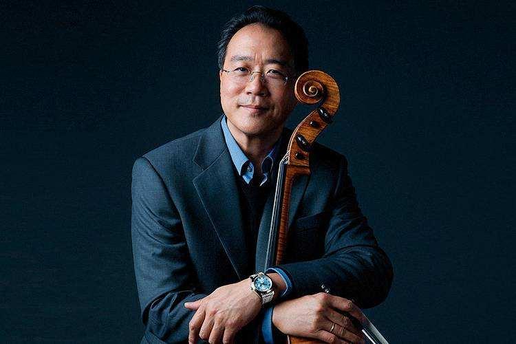 大提琴家马友友