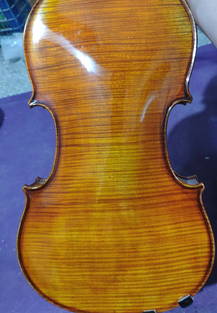 欧料纯手工演奏级小提琴价格