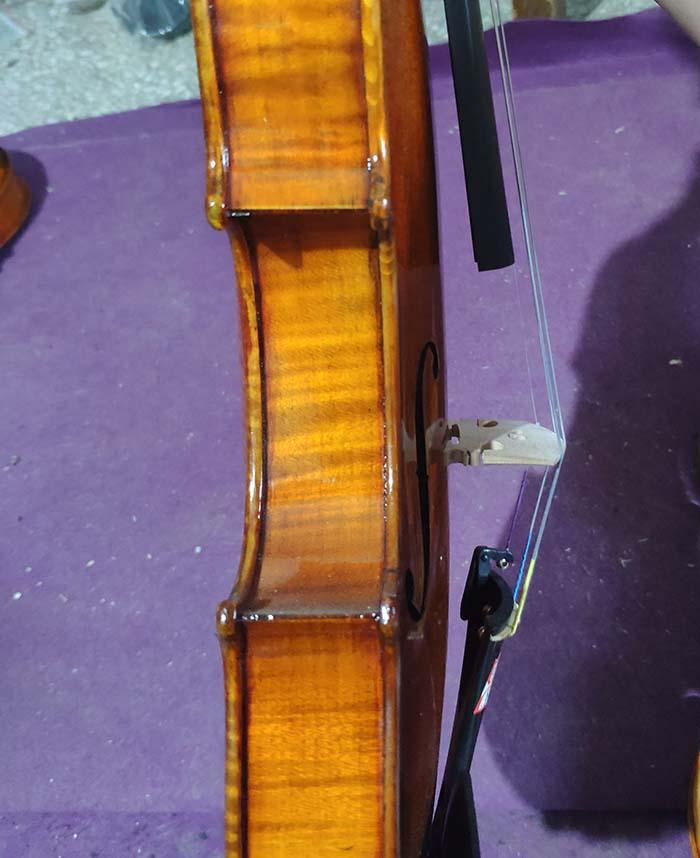 纯手工小提琴
