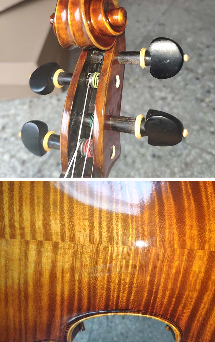 纯手工4/4小提琴价格