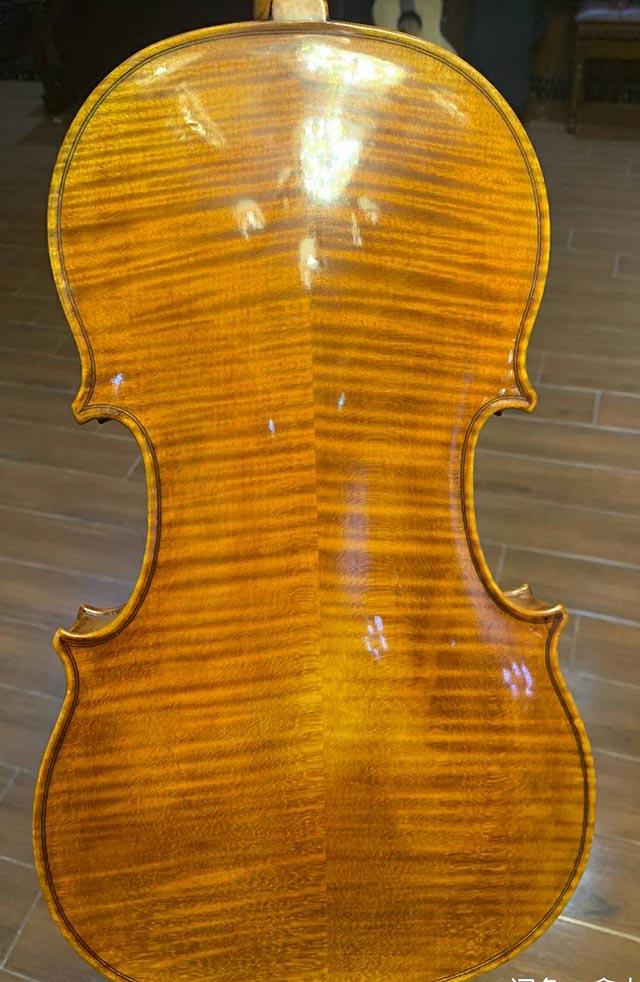 法国进口16寸中提琴