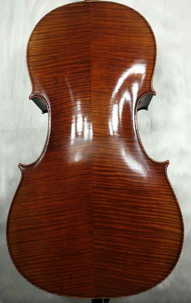 欧料拼板大提琴