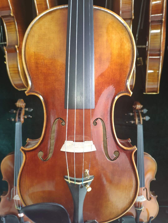 小提琴几根弦?