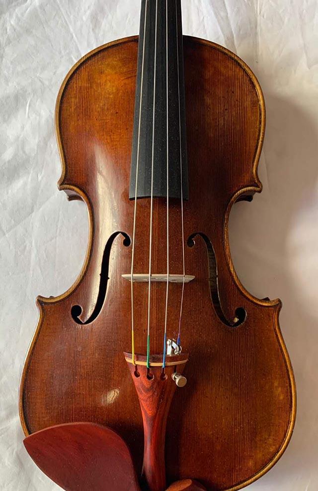 欧洲老琴-奥地利小提琴