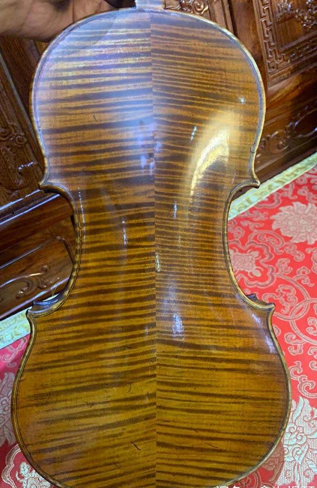 法国购入瓜式小提琴