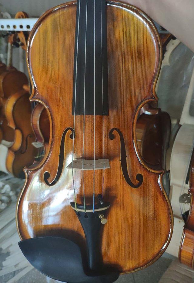 仿旧斯式小提琴成人44