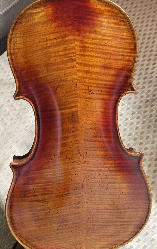 意大利古董小提琴1921
