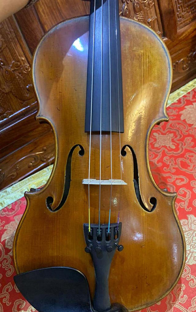 瓜式小提琴