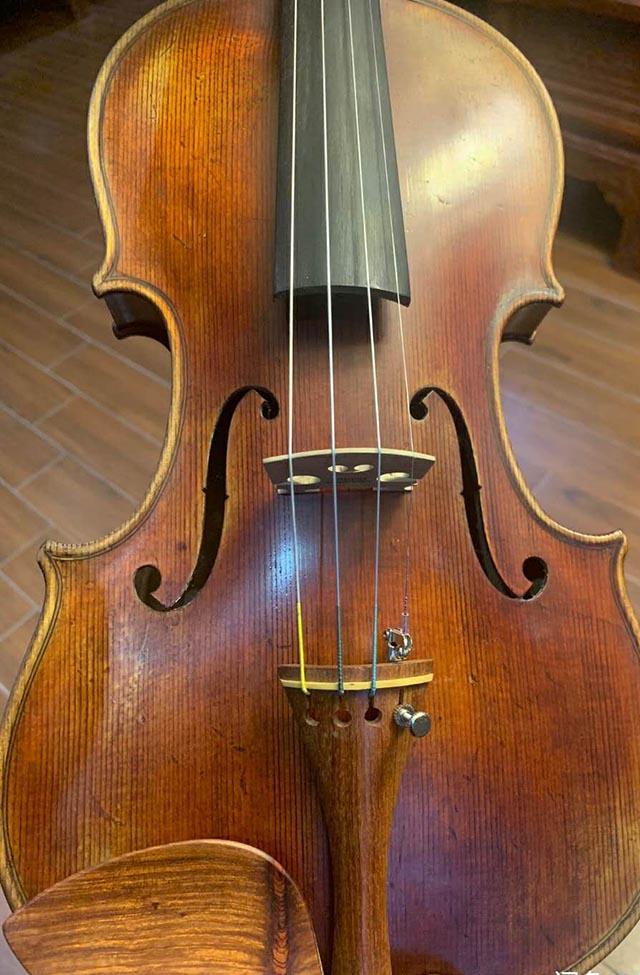 二手小提琴捷克
