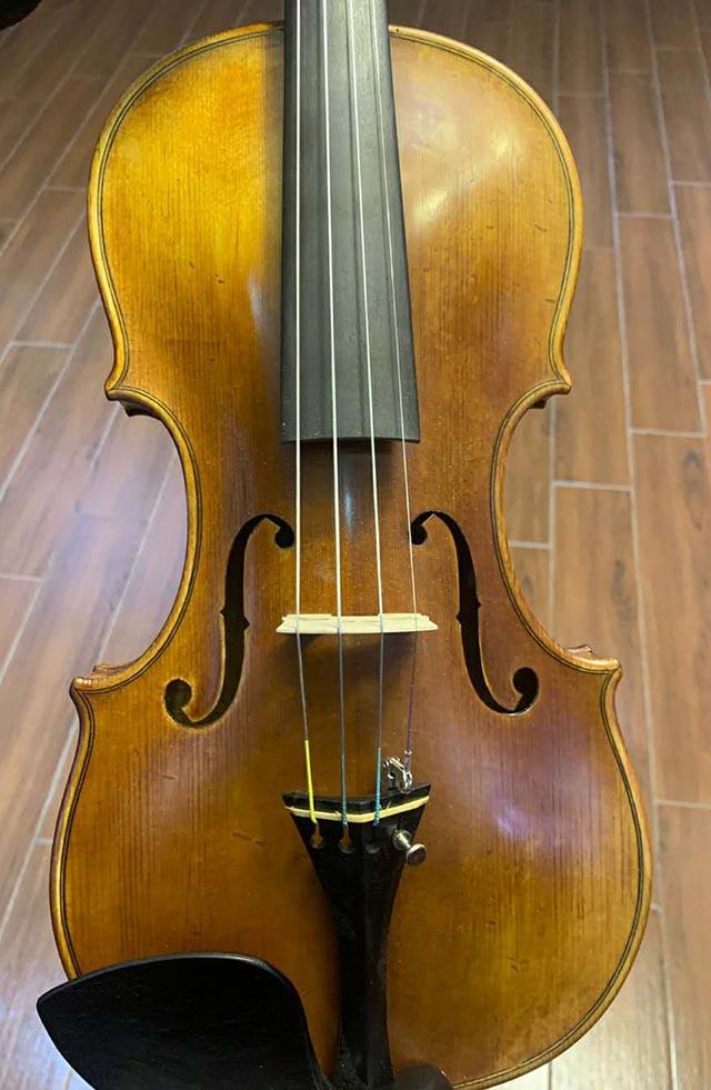 德国小提琴1955年制作