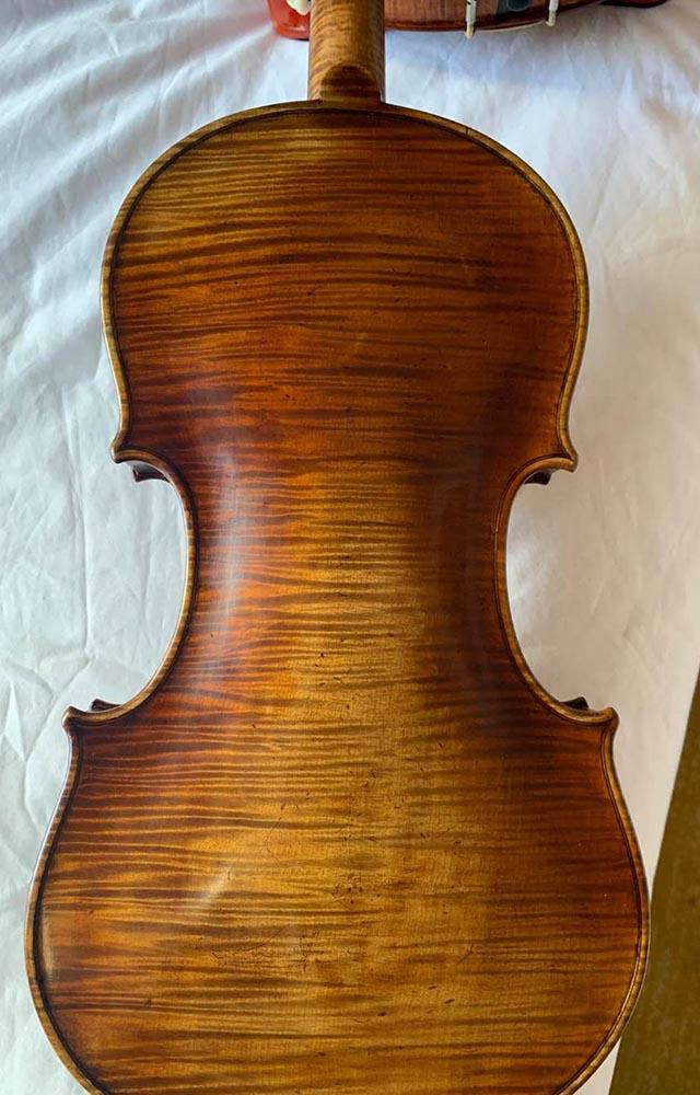 小提琴背板