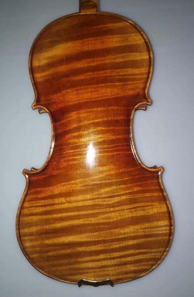 高档独板欧料小提琴