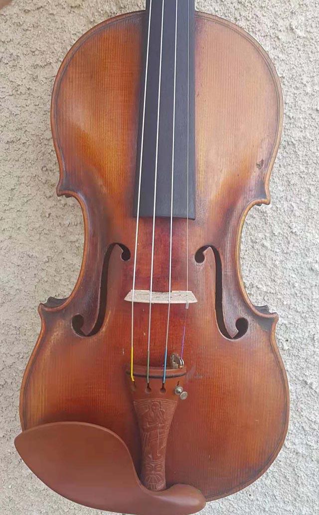 意大利古董小提琴瓜达尼尼