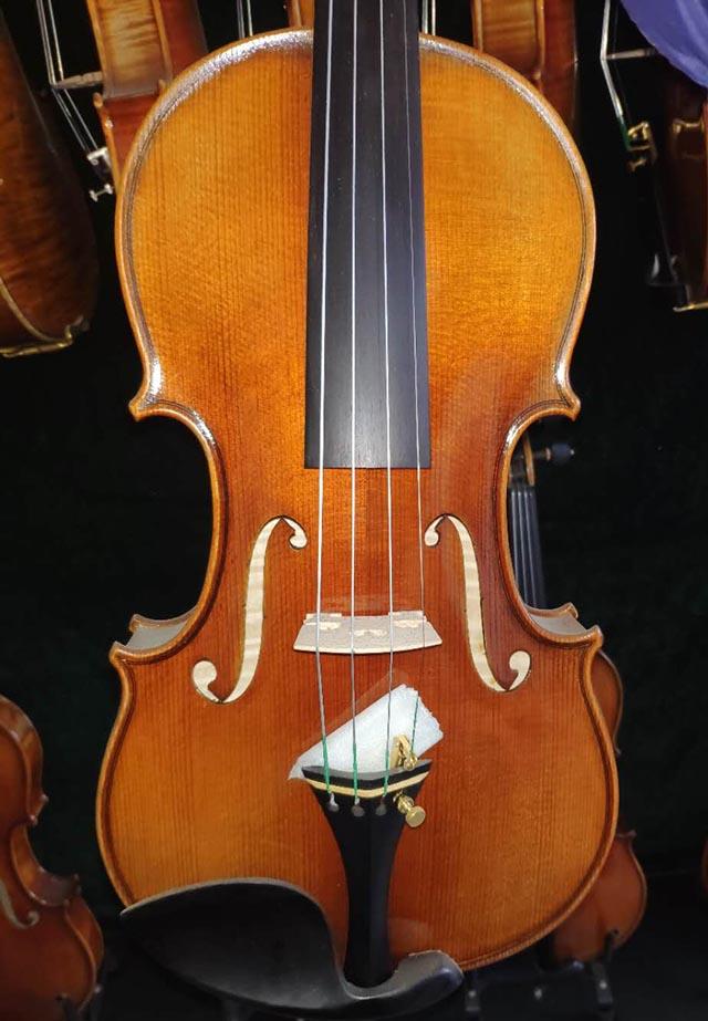 拼板川料小提琴44