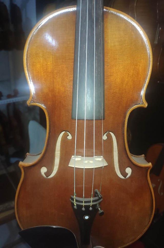 欧料旋切44小提琴