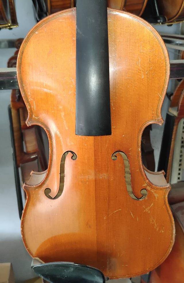 小提琴拼板