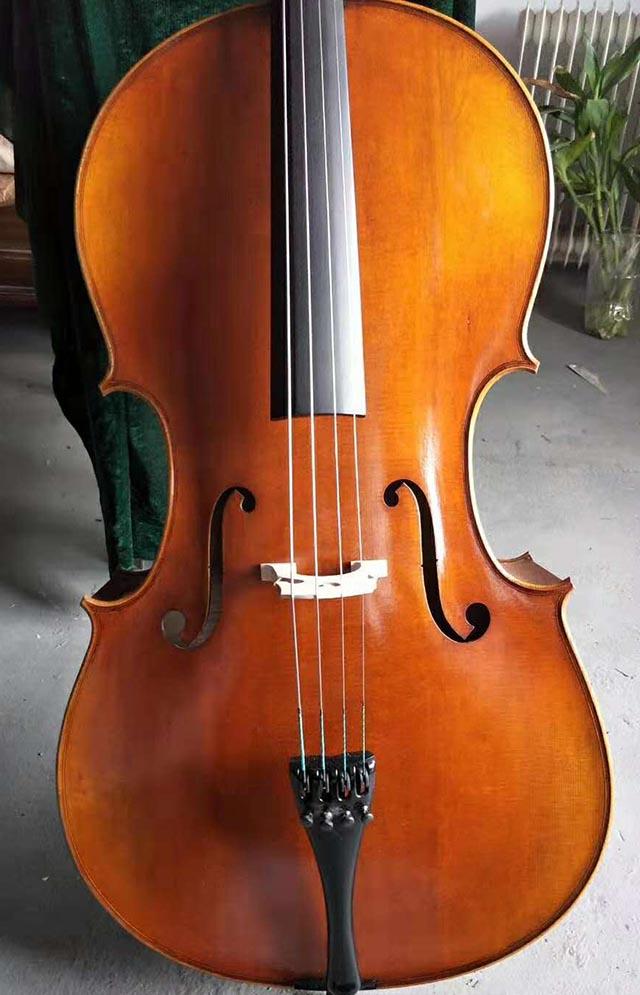 欧料手工大提琴44