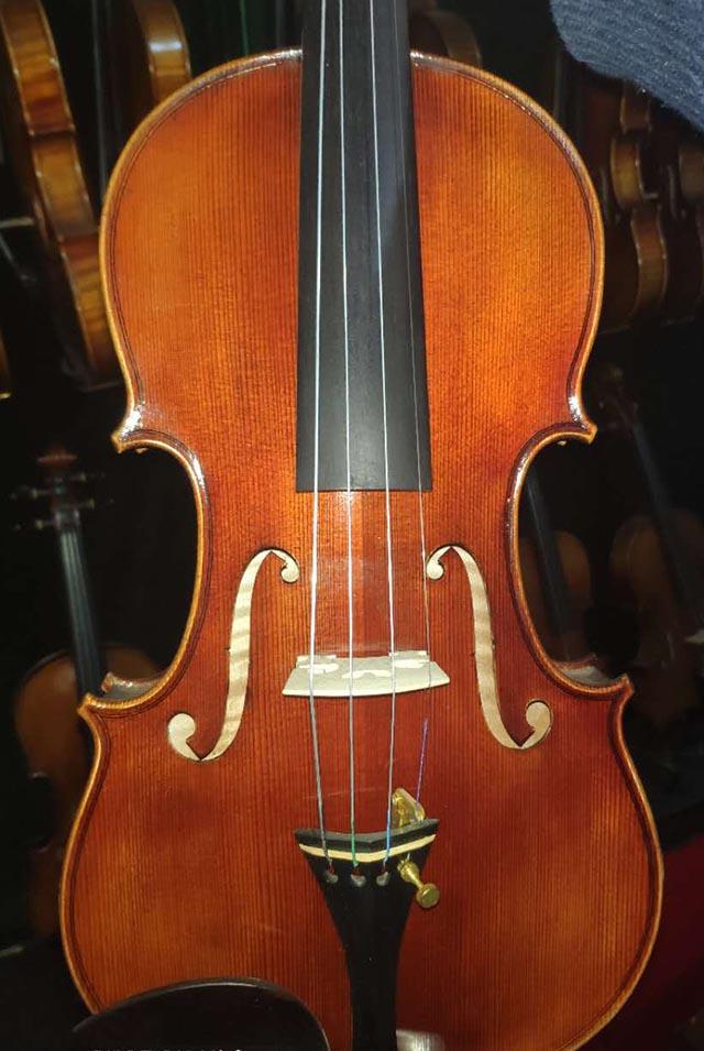 拼板成人44小提琴