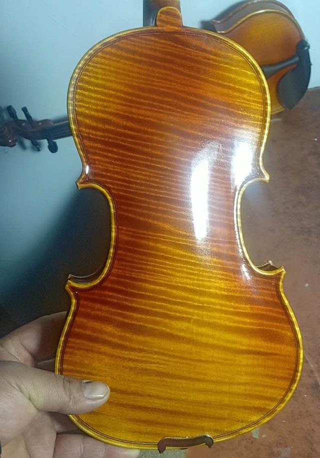 1/4独板小提琴