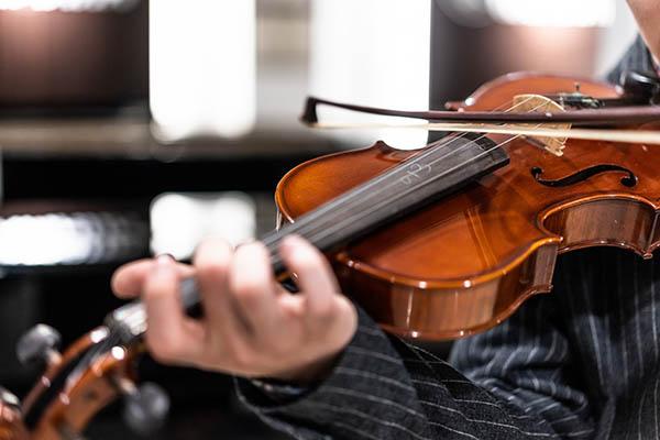 小提琴自学