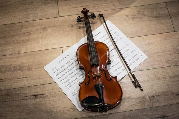 谈谈自己的学小提琴的经历