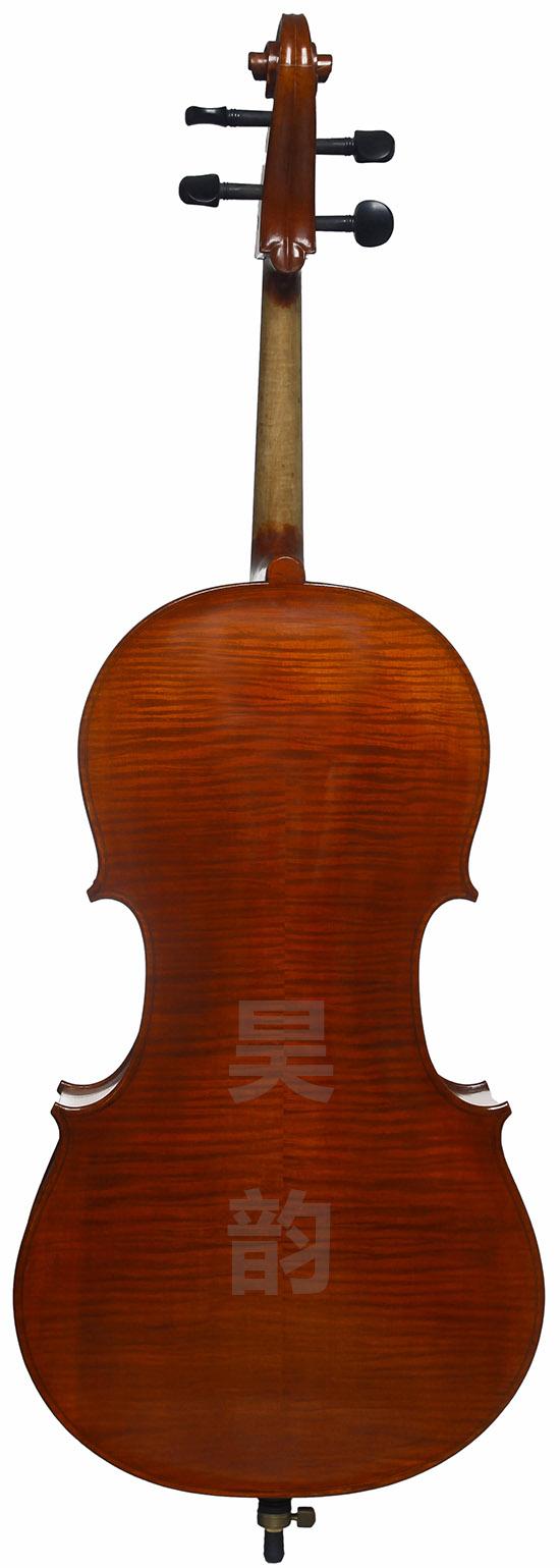 4/4手工大提琴