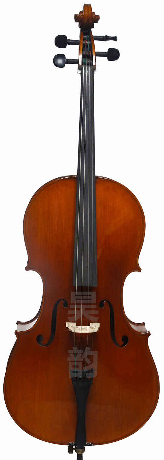 4/4手工大提琴 虎皮纹