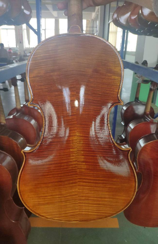 高档中提琴16寸手工