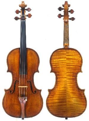 克里莫纳小提琴制作大师Carlo Bergonzi