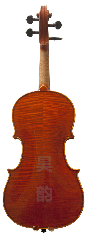 手工小提琴背板