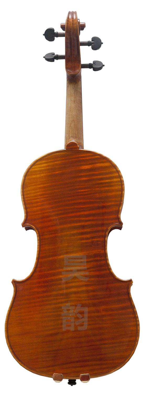 虎皮纹独板小提琴AAA级