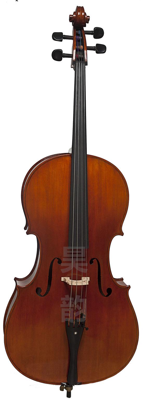 川料大提琴虎皮纹