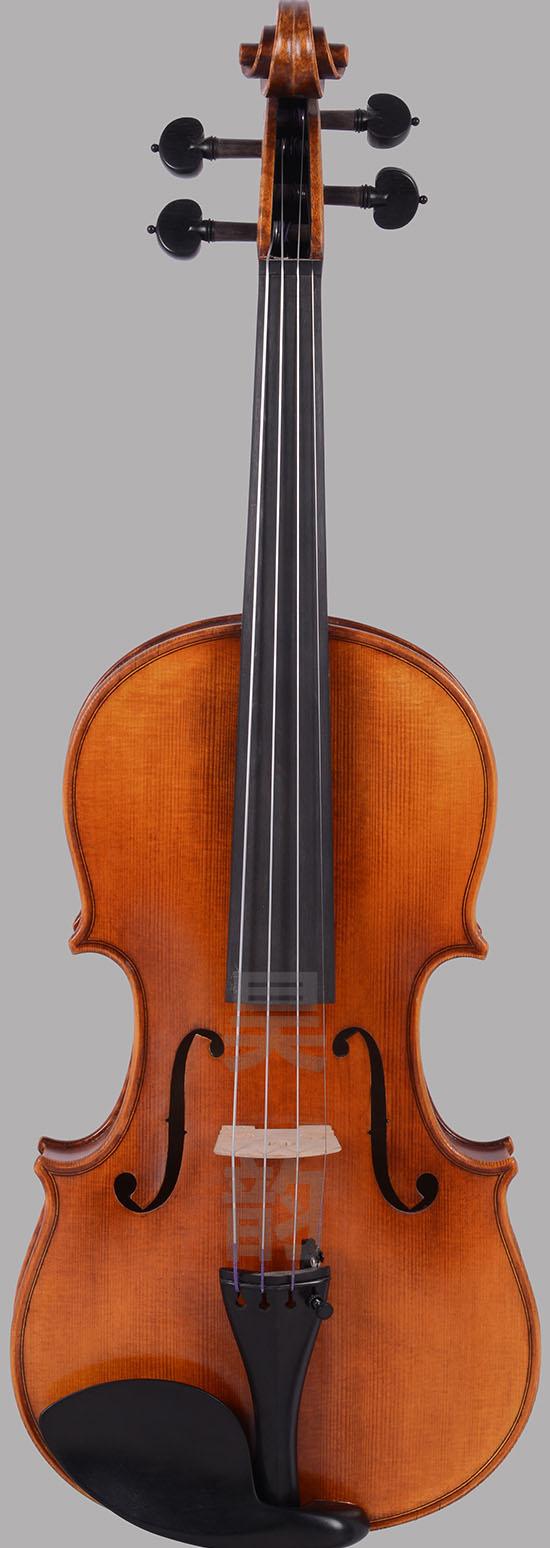 高档演奏级手工小提琴