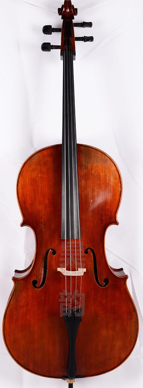 高档仿古大提琴(国料)