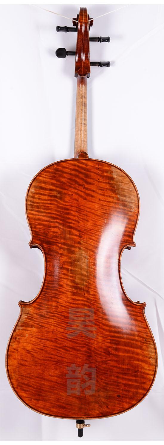 高档仿古大提琴